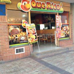 Que Rico en Bogotá