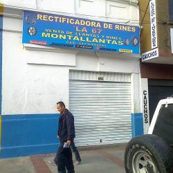 Rectificadora De Rines La 67 en Bogotá
