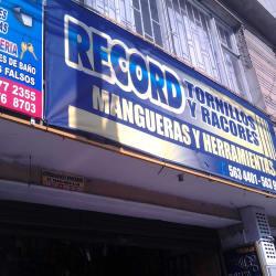 Record Tornillos y Racores en Bogotá