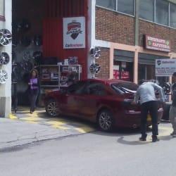 The Garage en Bogotá