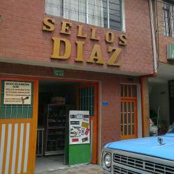 Sellos Diaz en Bogotá