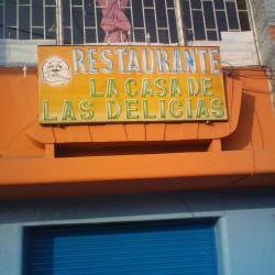 Restaurante Casa De Las Delicias en Bogotá