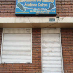 Renovadora De Calzado Andrés Calvo en Bogotá