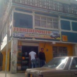 Ferredepósito Avenida Usme con 73 en Bogotá