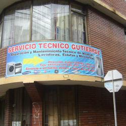 Servicio Técnico Gutiérrez en Bogotá