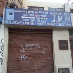 Servicio Técnico J.V en Bogotá