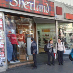 Shetland Avenida 19 en Bogotá