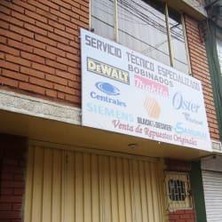 Servicio Técnico Especializado en Bogotá
