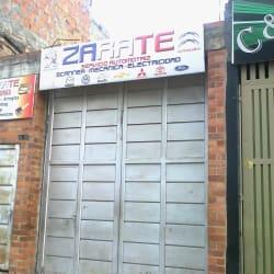 Zarate Servicio Automotriz en Bogotá