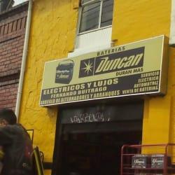 Eléctricos y Lujos Fernando Buitrago en Bogotá