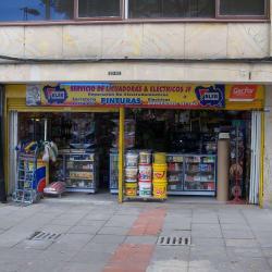 Servicio de Licuadoras & Eléctricos JF en Bogotá