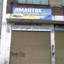Jimautos en Bogotá