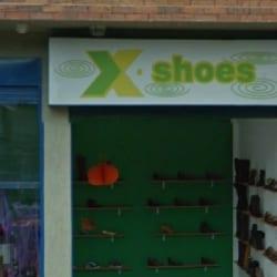 X Shoes en Bogotá