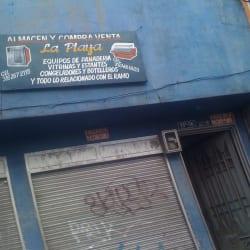 Almacén y compraventa La Playa  en Bogotá