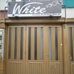 White Cigarrería en Bogotá