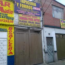 Vidrios Vent en Bogotá