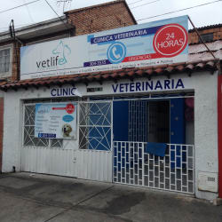 Vetlife Clínica Veterinaria en Bogotá