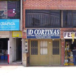 D Cortinas en Bogotá