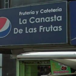 Fruteria y Cafeteria La Canasta de las Frutas en Bogotá