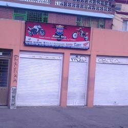 Motor Bike en Bogotá