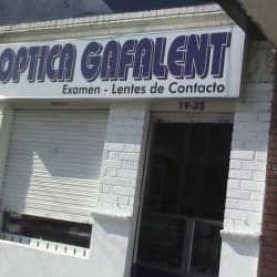 Óptica Gafalent en Bogotá