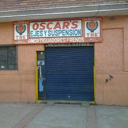 Oscar's Ejes y Suspensión en Bogotá
