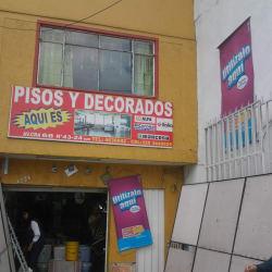 Pisos y Decoraciones. en Bogotá
