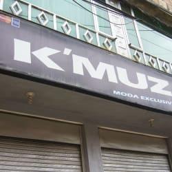 K'muz Moda Exclusiva en Bogotá