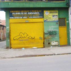 Andamios Hierros y Perfiles en Bogotá