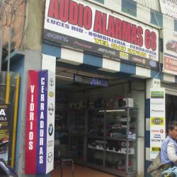 Audio Alarmas 68 en Bogotá
