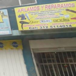 Afilamos y Reparamos en Bogotá