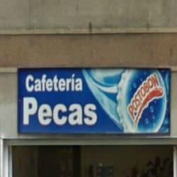 Cafetería Pecas en Bogotá