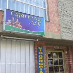 Cigarrería Aly en Bogotá