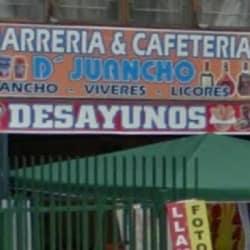 Cigarrería & Cafetería D Juancho en Bogotá