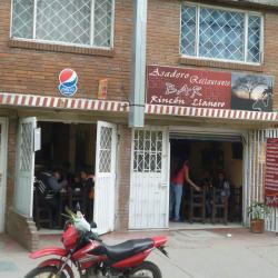 Asadero - Restaurante - Bar - Rincón Llanero en Bogotá
