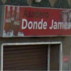 Asadero Donde James en Bogotá