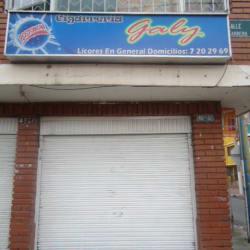 Cigarrería Galy en Bogotá