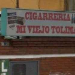 Cigarrería Mi Viejo Tolima en Bogotá