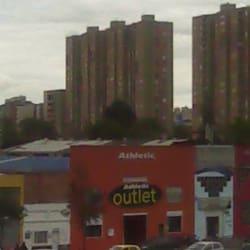 Athletic Outlet Technicall en Bogotá