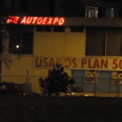 Autoexpo Autonorte en Bogotá