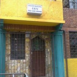 Ceti en Bogotá