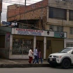 Almacén Diamante de la 50 en Bogotá