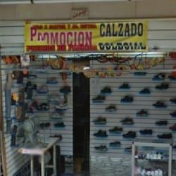 Calzado Calle 18 Sur en Bogotá