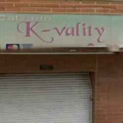 Calzado K-vality en Bogotá