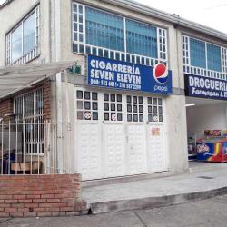 Cigarrería Seven Eleven  en Bogotá
