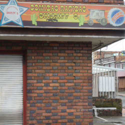Comidas Rápidas Sheriff's en Bogotá