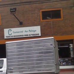 Centro Comercial San Pelayo en Bogotá