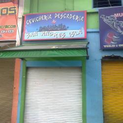Cevichería Pescadería San Andrés Isla en Bogotá