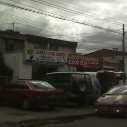 Cerraduras Bogotá en Bogotá