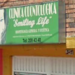 Clínica Odontológica Smiling Life en Bogotá